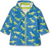 Hatley Little Boys' Zip up Splash Jacket