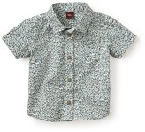 Tea Collection Flaminio Ponzio Print Woven Shirt (Baby Boys)