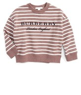 Burberry Girl's Eli Sweatshirt