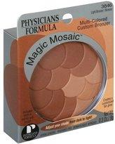 Physicians Formula Magic Mosaic Multi-Colored Custom Face Powder, Light Bronzer (2-Pack) by Physician's Formula, Inc.