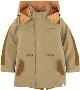 Scotch & Soda Waterproof parka