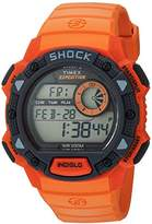 Timex Men's TW4B07600 Expedition Base Shock Resin Watch