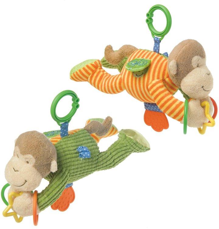 Mary Meyer Mango Monkey Activity Toy
