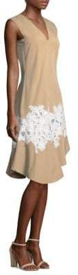 Derek Lam Embroidered Lace Dress