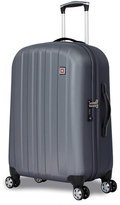 Swiss Gear 24-Inch Upright Hardside Spinner Luggage
