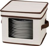 Household Essentials Dessert Plate/Bowl Storage Chest