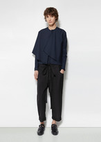 Phoebe English Cotton Crop Trousers