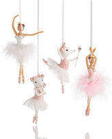 Holiday Lane Ballet Ornament Collection, Created by Macy's