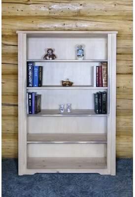 Abella Loon Peak Standard Bookcase Loon Peak Finish: Lacquered