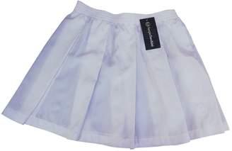 Sergio Tacchini White Skirt for Women