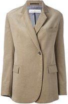 Golden Goose Deluxe Brand corduroy blazer - women - Cotton/Cupro/Viscose - M