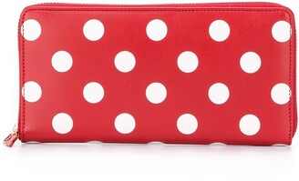 Comme des Garcons 'Polka Dots' wallet