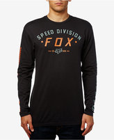 Fox Men's Ground Fog Graphic-Print Shirt