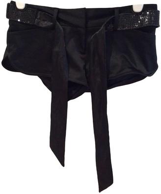 River Island Black Shorts for Women