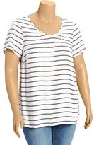 Old Navy Women's Plus Patterned Tops