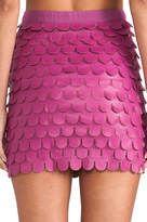 Blaque Label Scalloped Skirt