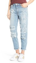 Joe's Jeans Women's Debbie Straight Leg Crop Jeans