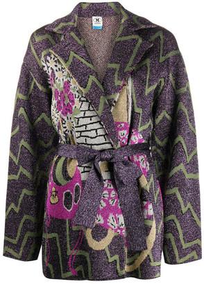 M Missoni Printed Jacket