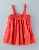 Boden Floaty Broderie Top
