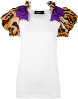 DSQUARED2 tiger print T-shirt