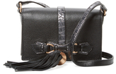 Foley + Corinna Bo Mini Leather Crossbody