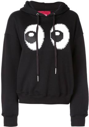 Mostly Heard Rarely Seen 8-Bit All Eyez On Me hoodie