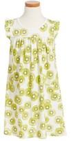 Tea Collection Toddler Girl's Kiwi Mighty Dress