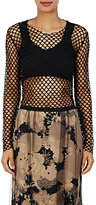 Dries Van Noten Women's Hashim Fishnet T-Shirt