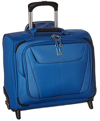 Travelpro Maxlite(r) 5 - Carry-On Rolling Tote (Azure Blue) Luggage