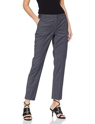 Daniel Hechter Women's Pants Trouser, (Grey 940), 8 (Size: 34)