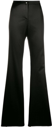Romeo Gigli Pre-Owned Flared Tailored Trousers