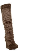 Michael Antonio Elaina Tall Wedge Boot