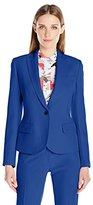 Anne Klein Women's Peak Lapel Jacket