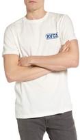 RVCA Men's Suzuki Sign Graphic T-Shirt