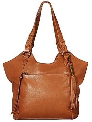 The Sak Sierra Leather Shopper (Tobacco) Handbags