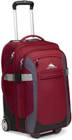 """High Sierra Sportour 22"""" Carry On Rolling Suitcase"""