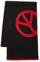 Moschino Peace Scarf