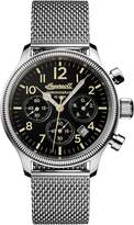 Ingersoll Men's Quartz Stainless Steel Casual Watch, Color:Silver-Toned (Model: I02901)