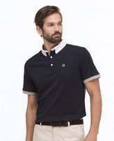 AG Jeans The Deuce Color Block Polo