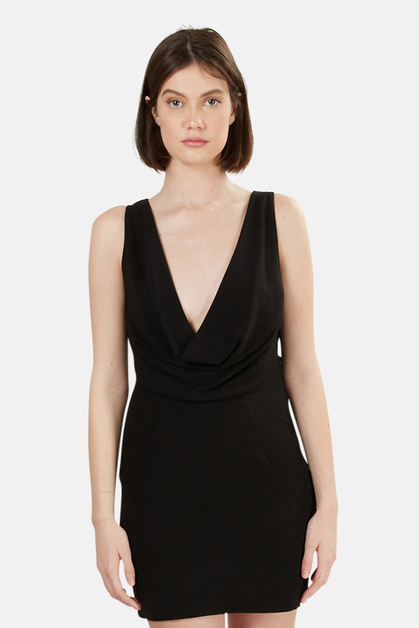 Alexander Wang Silk Crepe Dress