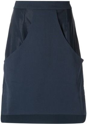Olympiah High Waisted Skirt
