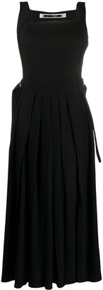 McQ Square Neck Dress