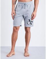 Calvin Klein Logo-detail Jersery Shorts