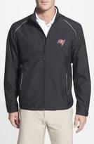 Cutter & Buck 'Tampa Bay Buccaneers - Beacon' WeatherTec Wind & Water Resistant Jacket (Big & Tall)
