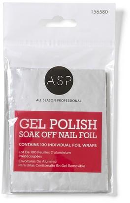 ASP Gel Polish Soak Off Nail Foils