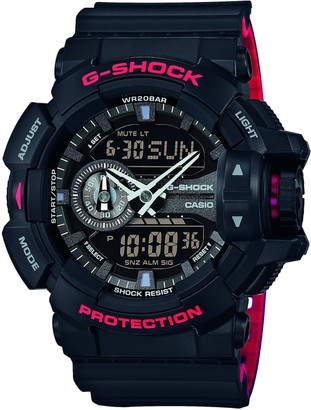 Casio G-Shock Men's Watch GA-400HR-1AER