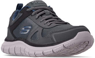 Skechers Men Track Running Sneakers from Finish Line