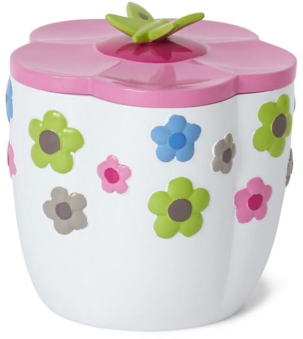 Kassatex Merry Meadow Cotton Jar