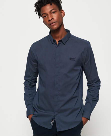 Superdry Tailored Slim Long Sleeved Shirt