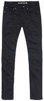 Denham Bolt Skinny Fit Jeans, Black